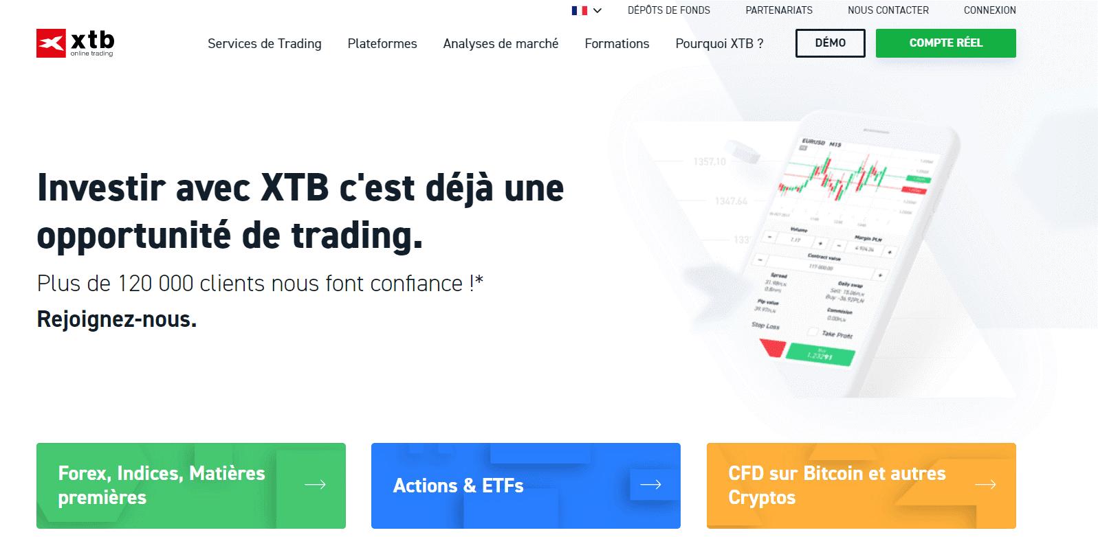 Avis sur le Broker XTB – Est-il fiable ?